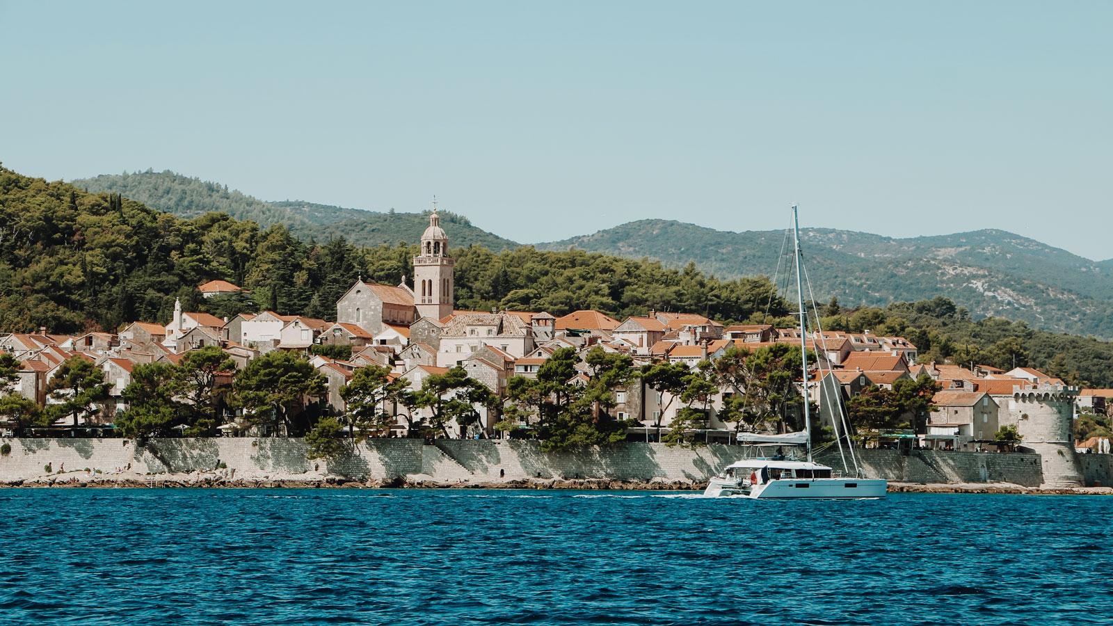 Korčula town - Croatia