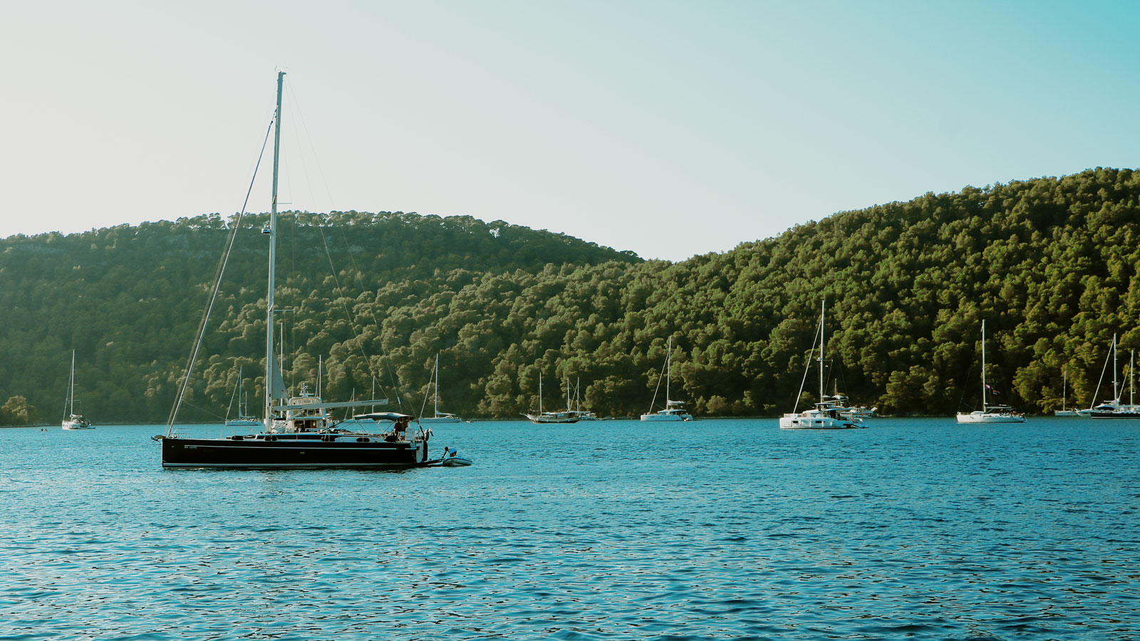 Polace Bay - Mljet Island