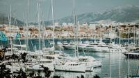 Split marina