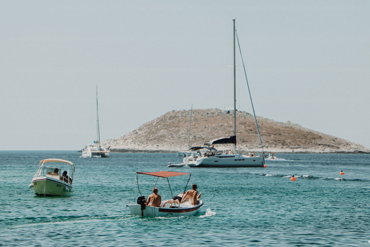Soline bay - Devil's Islands