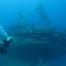 Diving sea wreaks Croatia