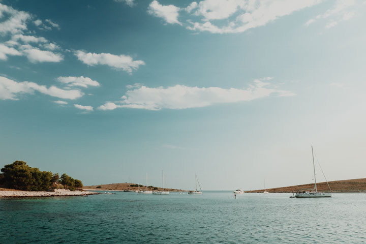 Vinogradisce bay