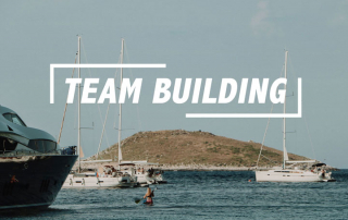 teambuilding on a sailing holiday in croatia