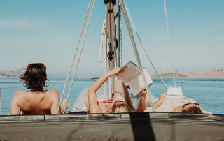 Hen do sailing holiday in Croatia