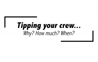 Tipping your crew