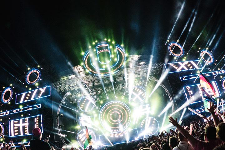 Music festival in Croatia 2020