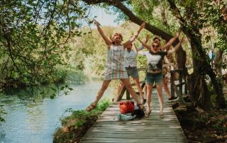 Girls getaway to Croatia