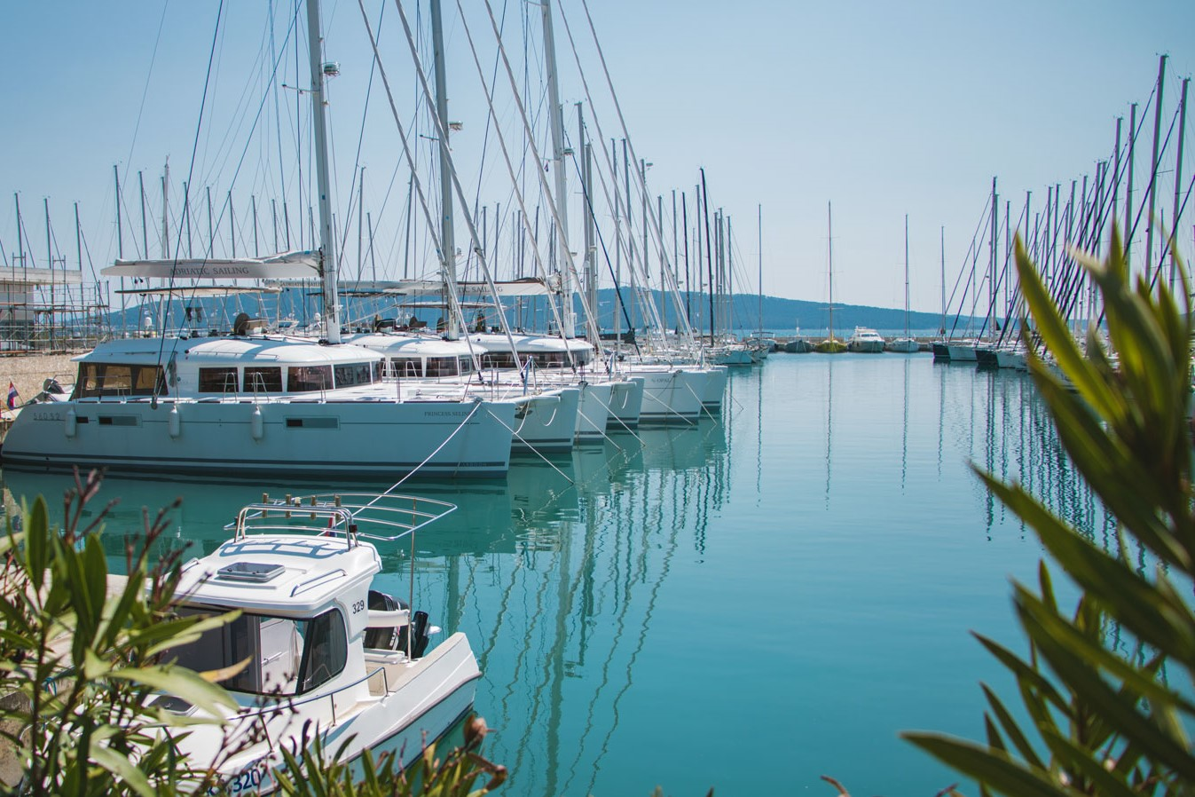 We can help with booking the right yacht for your sailing holiday